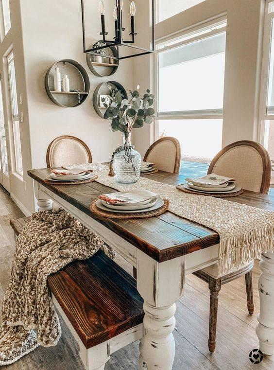 Making It Cosy - Dining Room Design Ideas