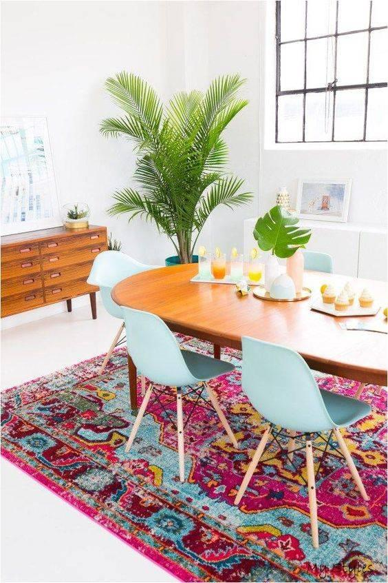 Colourful and Fun - Modern Dining Room Ideas