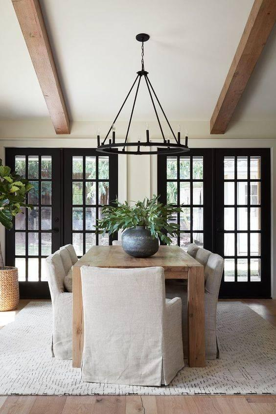 A Modern Chandelier - Refined and Contemporary