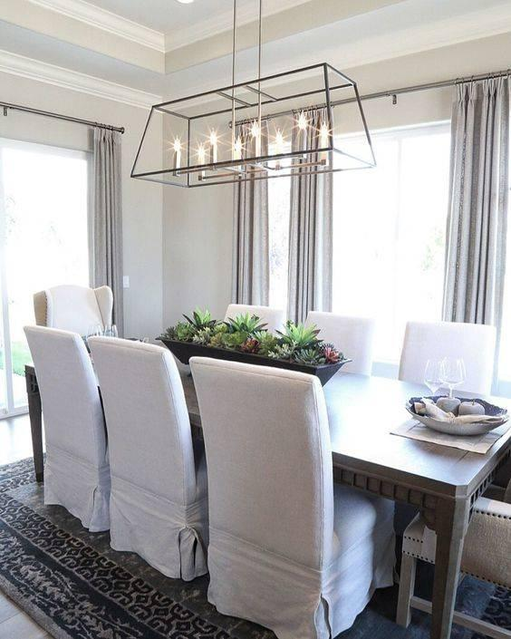 A Lantern Vibe - Modern Dining Room Lighting Designs