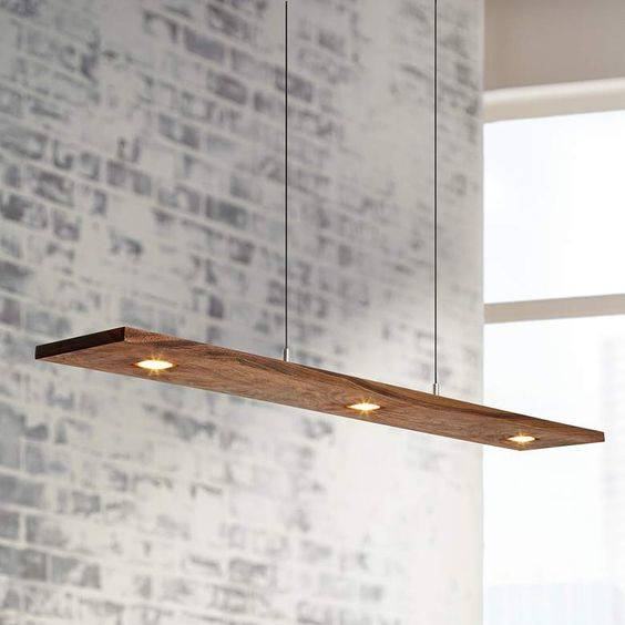 Spectacular Spot Lights - Installed in a Wooden Board