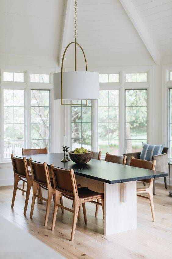 One Main Light - Dining Room Fixture Lighting Ideas