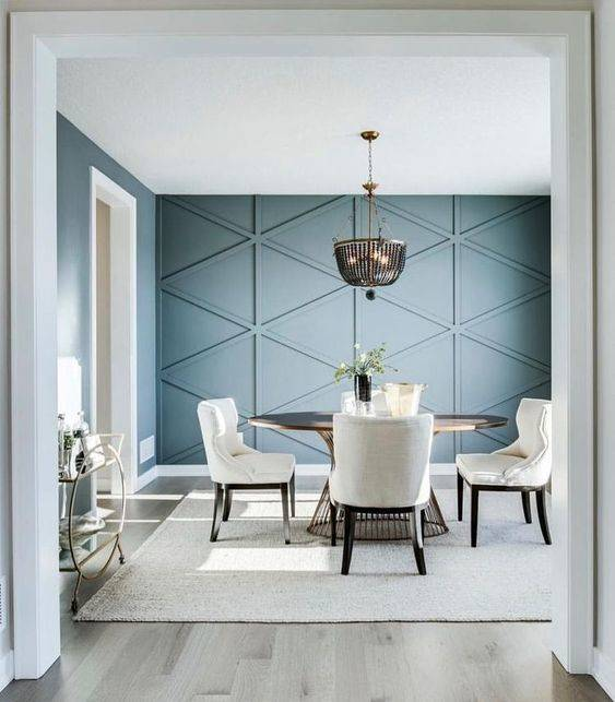 Geometric Wall Accents - Modern and Stunning