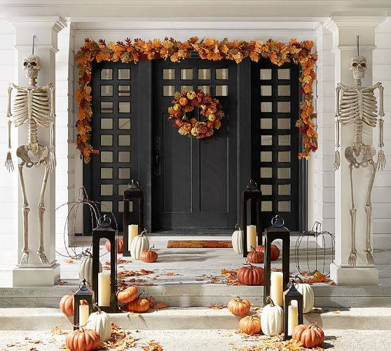 Scary with Skeletons - Another Halloween Option