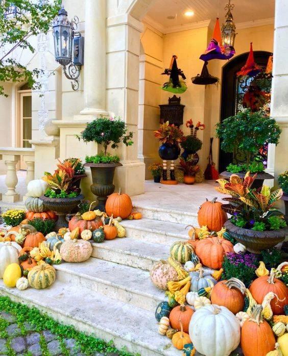 A Plentitude of Pumpkins - Seasonal Goods