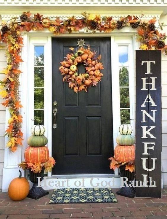 Beautiful for Thanksgiving - Feeling Grateful