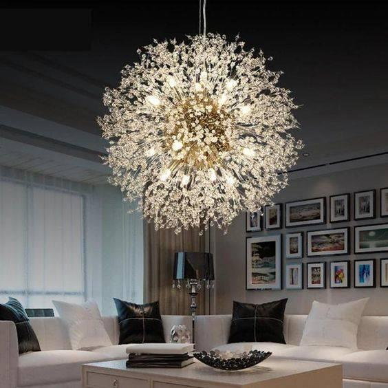 A Divine Light - Modern Chandeliers for Living Room