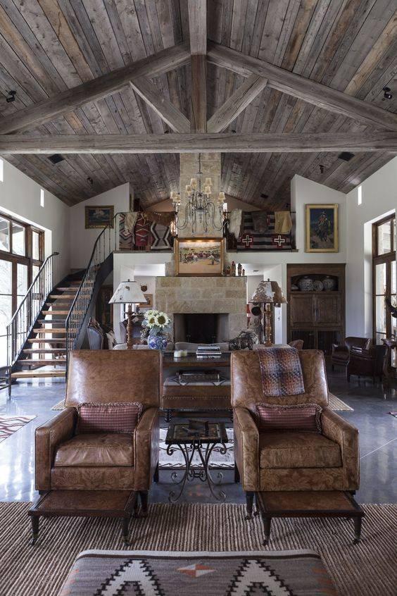 A Rustic Environment - Gallery Loft Ideas