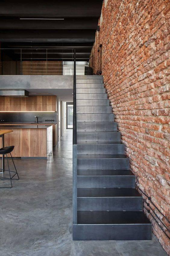 Wood, Metal and Bricks - Never Going Out of Style