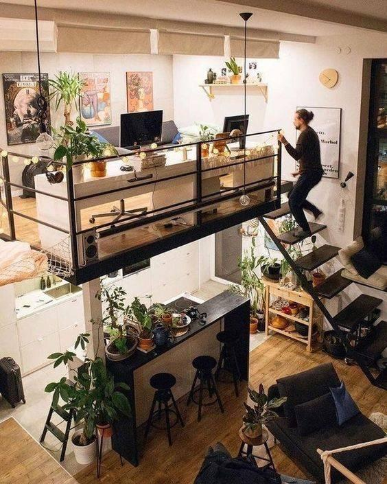A Place for Work - Gallery Loft Ideas