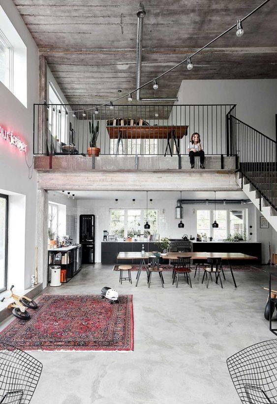 Stable Materials - Modern Gallery Loft Designs