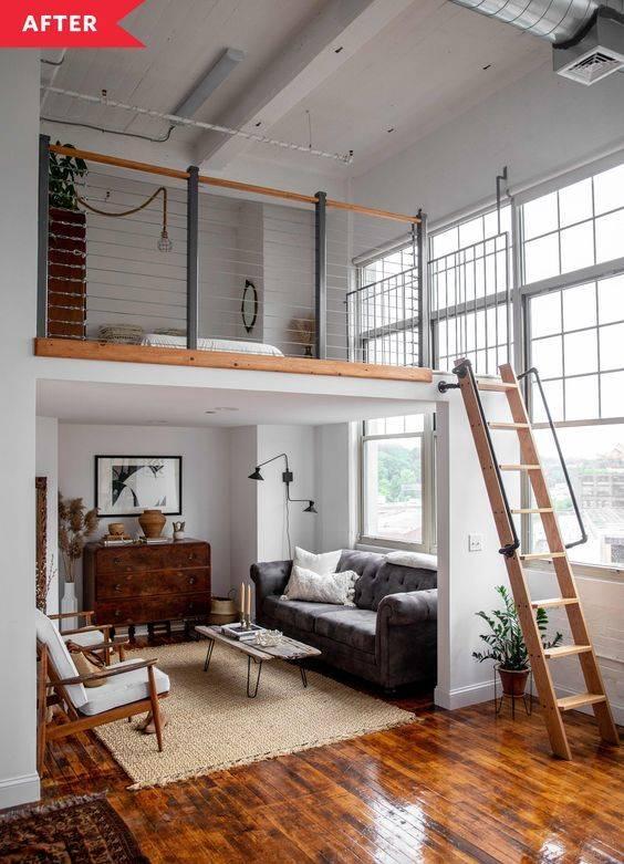 An Extra Room - Gallery Loft Ideas