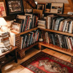 7 Easy Tips for Designing Your Very Own Home Library