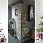 20 WALL HANGING CHRISTMAS TREE – Wall Christmas Tree Ideas