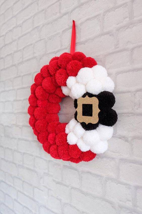 Purdy in Pompoms - Cute and Jolly