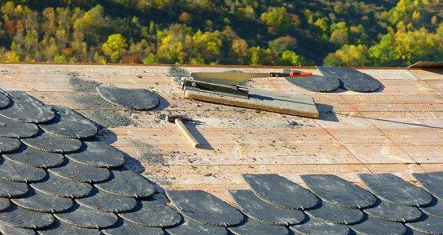Roofing, Carpenter, Roofer, Slate