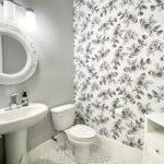 Need A Change? Use Floral Peel and Stick Wallpaper for A Quick Update