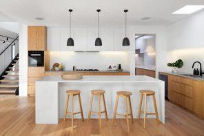 modern black pendant lights