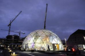 Dome of Visions i Kobenhavn - Green Connection_20151022_02… | Flickr