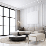 Easy ways to brighten up your living room