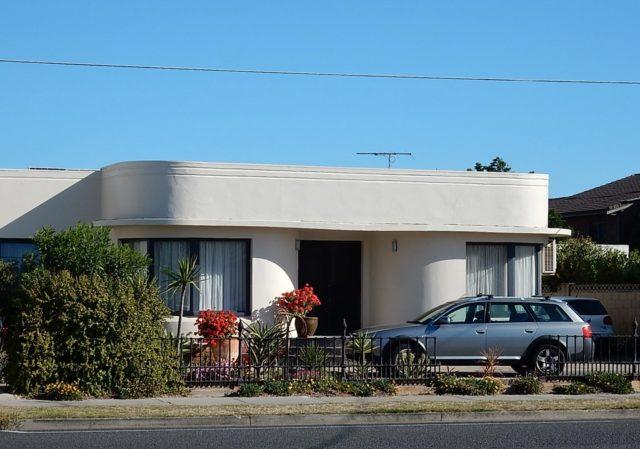 Flat Roof Art Deco   Michael Coghlan   Flickr